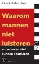 Books for Singles / Psychologie / Eenzaamheid / Waarom mannen niet luisteren en vrouwen niet kunnen kaartlezen