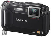Panasonic Lumix DMC-FT5 - Zwart