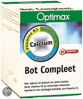 Optimax Bot Compleet Tabletten 60 st