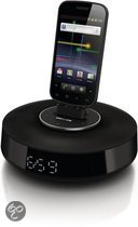Philips AS111 - Dockingstation met Bluetooth en wekkerradio