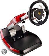 Thrustmaster Ferrari Draadloos GT Racestuur + Pedalen - 430 Scuderia Edition Zwart PC + PS3