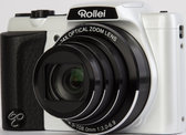 Rollei, Powerflex 240 (16 MP, 24x Optical Zoom, 3 inch LCD) (White)