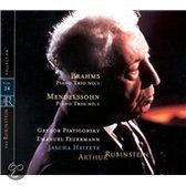 The Rubinstein Collection Vol 24 - Mendelssohn: Piano Trio No 1 etc