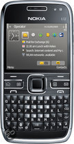 Nokia E72 (navigatiepakket) - Zodium Black