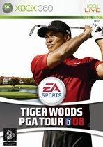 Foto van Tiger Woods PGA Tour 2008