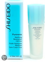 Shiseido Pureness Mat Moisture Oil Free - 50 ml - Dagcreme