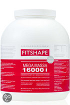Fitshape Voedingssupplementen 4002-tropical