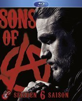 Sons Of Anarchy - Seizoen 6 (Blu-ray)