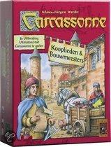 Carcassonne - Uitbreiding Kooplieden en Bouwmeesters - Bordspel