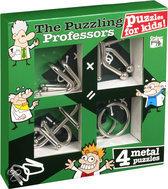 Metal Puzzles Kids 4 Stuks