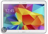 Samsung Galaxy Tab 4 - 10.1 inch (T535) - met 4G - 16GB - Wit - Tablet