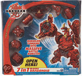 Bakugan 7in1 Maxus Drago