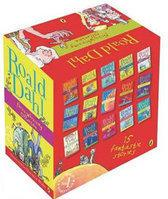 Roald Dahl Phizz Whizzing Collection (15 Books Boxset)
