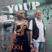 Youp van 't Hek - Oudejaarsconference 201, de 2e viool met Emmy Verhey