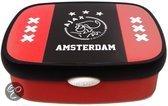 Ajax Lunchbox - Logo - Zwart / Rood