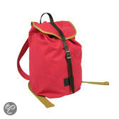 Nomad Urban Canvas - Rugzak - Medium - Rood