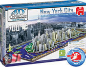 Jumbo - 4D Puzzel New York City