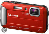 Panasonic Lumix DMC-FT25 - Rood