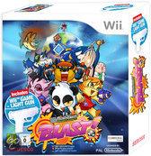 Wicked Monster Blast + Wii Geweer