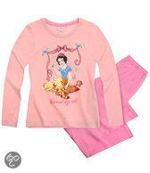 Disney Princess Meisjespyjama - Roze - Maat 92