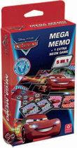 Spel Cars Mega Memo