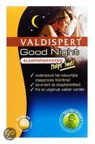 Valdispert Good Night Slaapopwekkend - 40 dragees