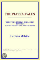 The Piazza Tales (Webster's Italian Thes