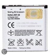 Sony Ericsson Accu BST-38 930 mAh Li-polymer