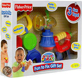 Fisher-Price Brilliant Basics Klusser Cadeauset