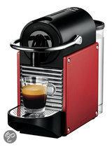 De'Longhi Pixie EN 125 Nespressoapparaat - Rood