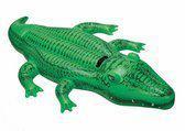 Hot sports Opblaasbare krokodil 168 x 86cm