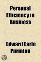 Personal Efficiency in Business