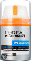 L'Oréal Paris Men Expert Stop Rimpels - 50 ml - Dagcrème