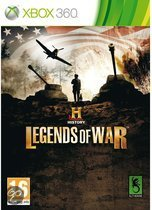 History : Legends of War -  Patton