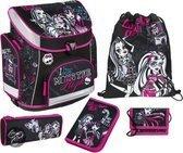 schooltassenset Monster High - Schooltas