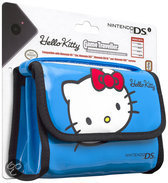 Bigben Hello Kitty Opbergtas Blauw 3DS