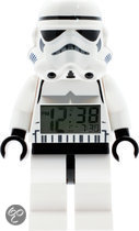 LEGO Star Wars Storm Trooper Wekker