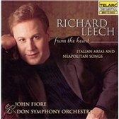 Richard Leech - From the Heart - Italian Arias and Songs