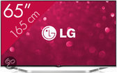 LG 65LB730V - 3D led-tv - 65 inch - Full HD - Smart tv