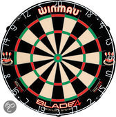 Winmau Blade 4 Dual Core Dartbord