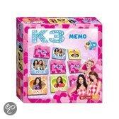 K3 Memo - Kaartspel
