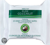 Inecto Pure Coconut Clean Wipes