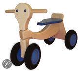 Houten Loopfiets - Sportbike Blauw