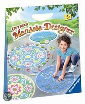 Outdoor Mandala-Designer Romantic Garden