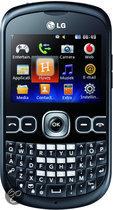LG In touch (C300) - Zwart/Zilver
