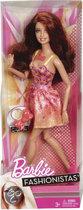Barbie Fashionista Teresa - Lila