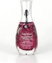 Sally Hansen Diamond Strength No Chip - Wedding Crasher 450 - Paars - Nagellak