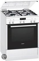 Siemens - iQ100 - HR725223N - Fornuis Wit