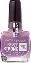 Maybelline Forever Strong Pro - 220 Mellow Mauve - Paars - Nagellak