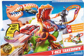 Team Hot Wheels T-Rex Takedown